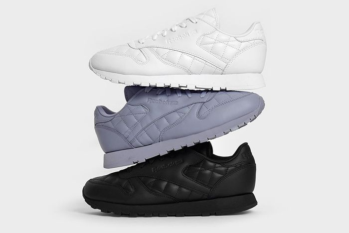 Reebok Classic Leather Quilted Pack 1