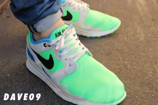 Dave09 Nike Air Flow 1