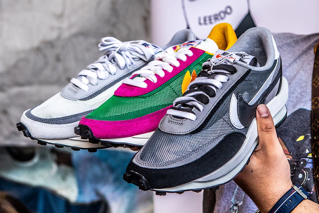 Sneaker Freaker Swap Meet March 2019 Nike sacai LDWaffle