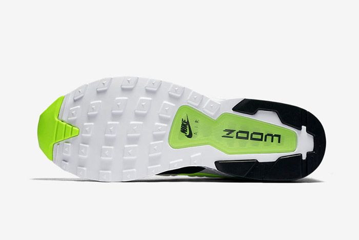 Nike Air Zoom Pegasus 92 White Black Volt 3