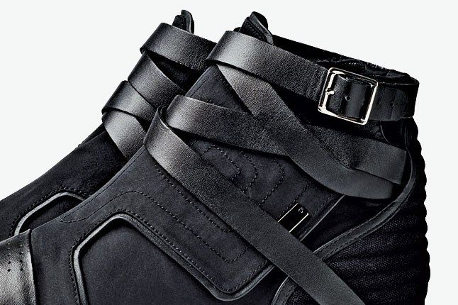 Adidas Fashion Mid Strap Black 5 1