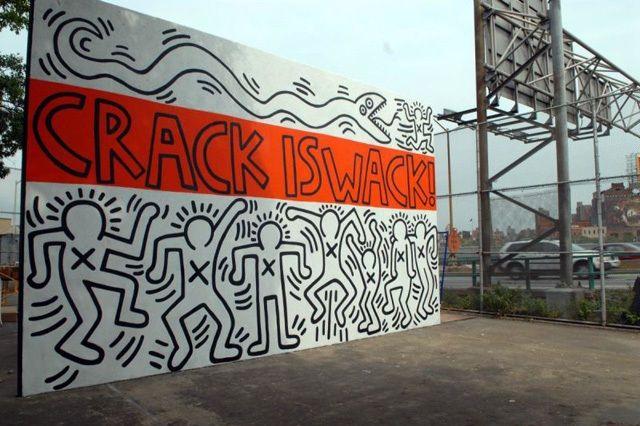 Crack Is Wack Wall 1