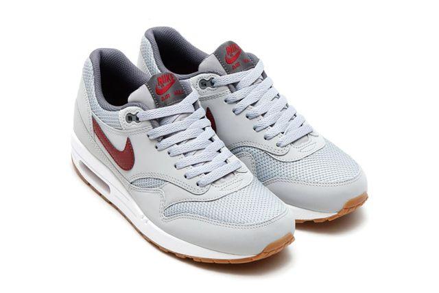 Nike Air Max Wolf Greyteam Red 1