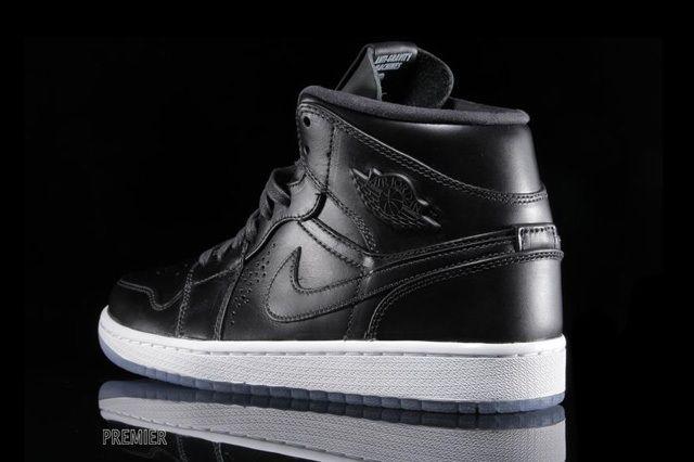 Air Jordan 1 Nouveau Black Ice 2