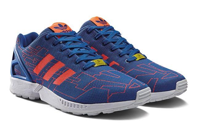Adidas Originals Zx Flux Pattern Pack 7
