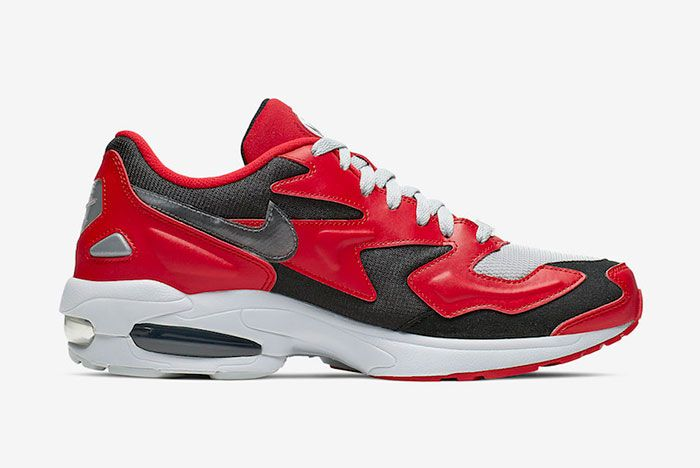 Nike Air Max2 Light University Red Ao1741 601 Release Date 2 Side