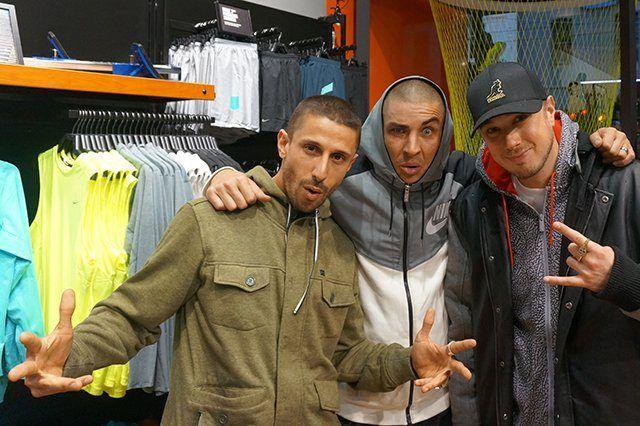 Nike Store 267 Chapel Street