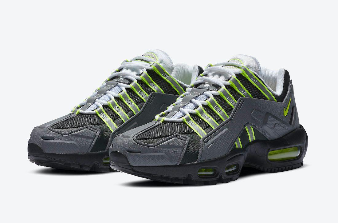 Nike NDSTRKT Air Max 95 Neon