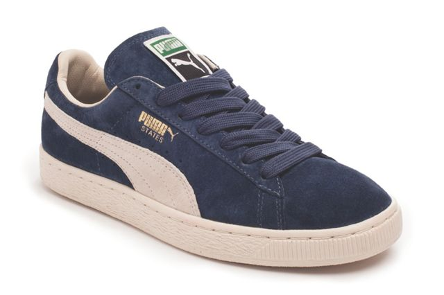 Puma States Nvyblue Perspective