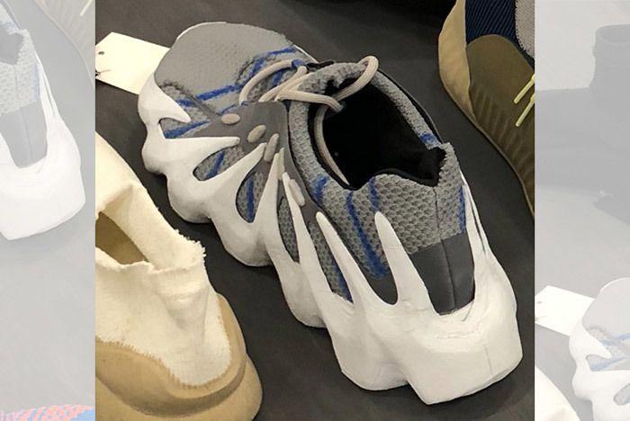 Kanye West Yeezy Unreleased Prototypes 4