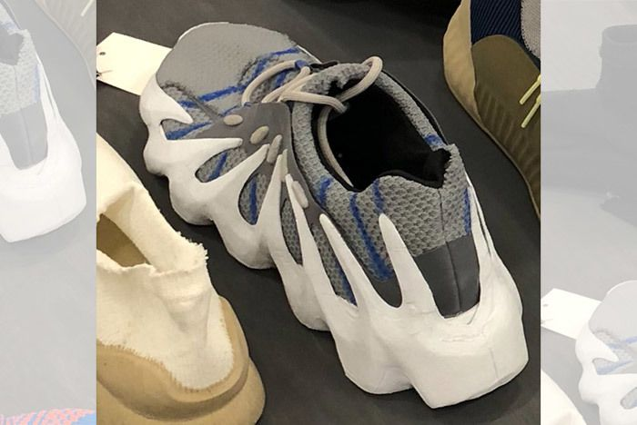 Kanye West Yeezy Unreleased Prototypes 4