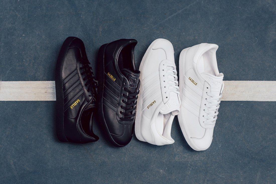Adidas Gazelle Leather Pack 1
