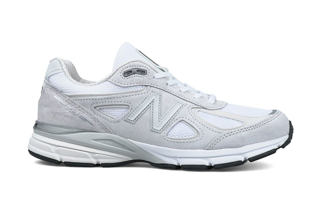 New Balance 990V4 Nimbus Cloud Lateral