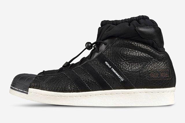 Adidas Y3 Snow Model Black