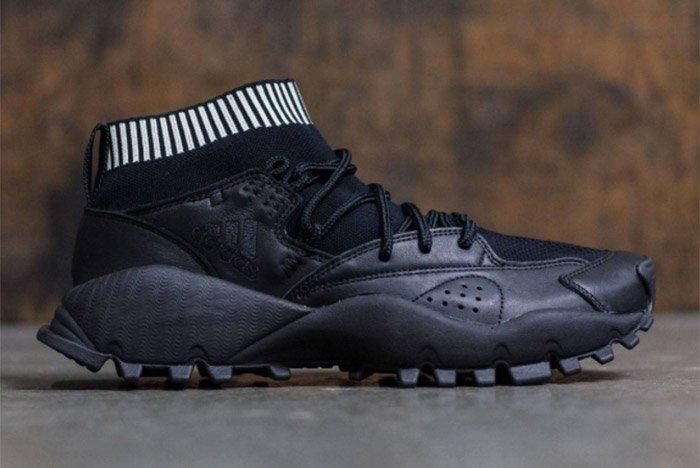 Adidas Seeulater All Black Primeknit 1