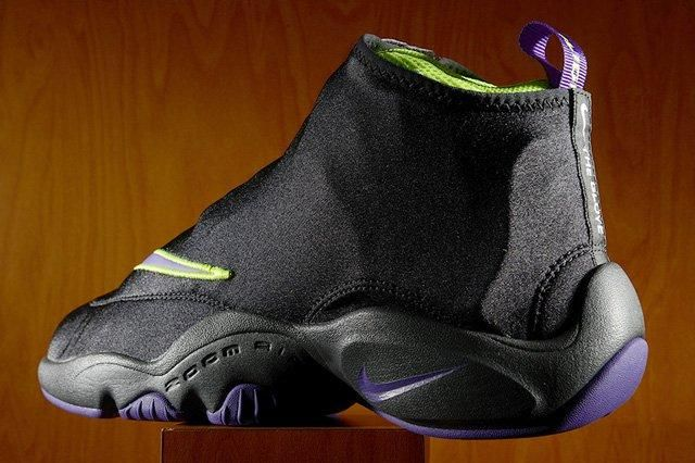 Nike Air Zoom Flight The Glove Lakers 6
