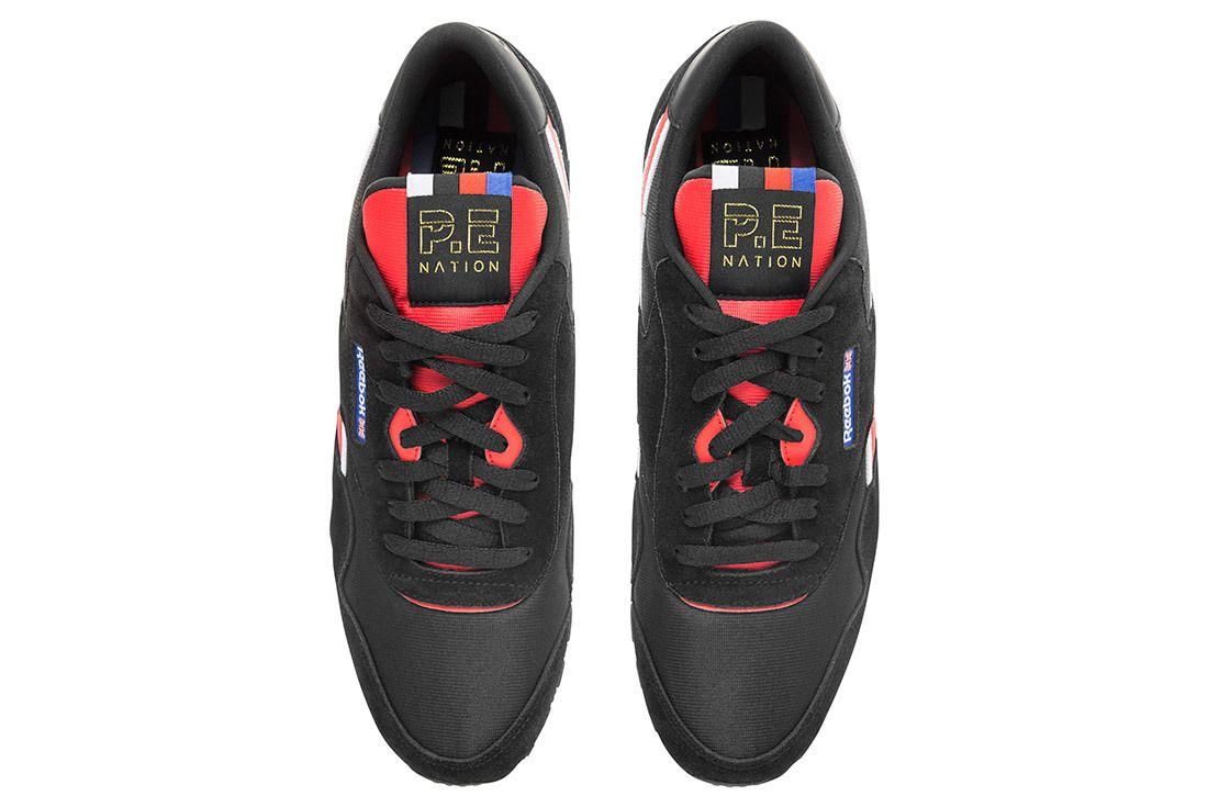 P E Nation X Reebok Classic Nylon Trainer 2018 Sneaker Freaker 8