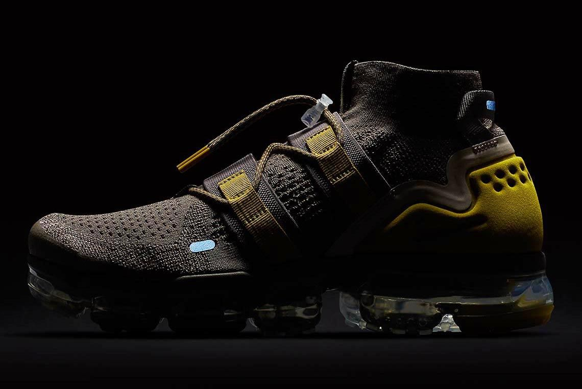 Nike Vapormax Utility Ridge Rock Ah6834 200 6 Sneaker Freaker