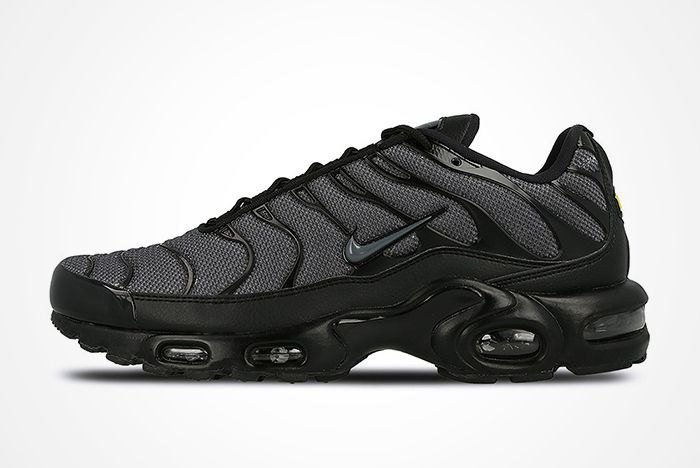 Nike Air Max Plus Womens (Black/Dark