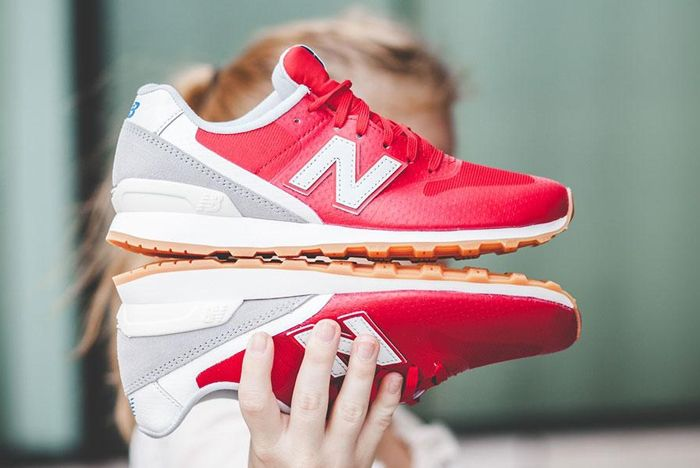 New Balance Wr 996 Red5