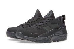 Nike Air Trainer Huarache Low Black Black Thumb