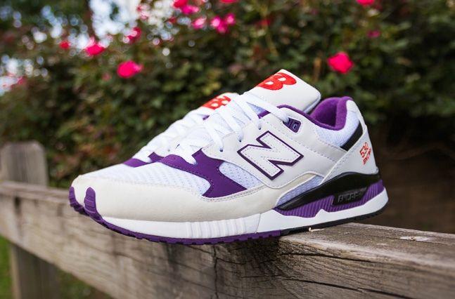 New Balance 530 Og White Purple 6