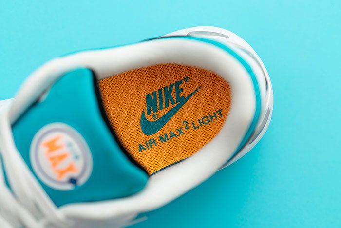 Nike Air Max2 Light Blue Lagoon 5