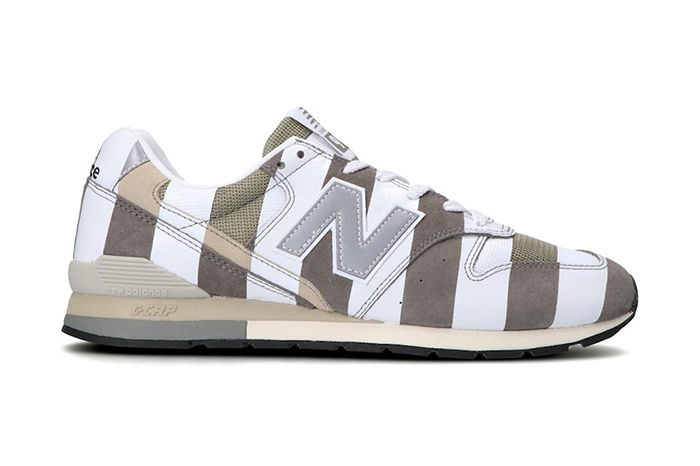 Mita Sneakers New Balance 996 Cm996Mig Release Date Lateral