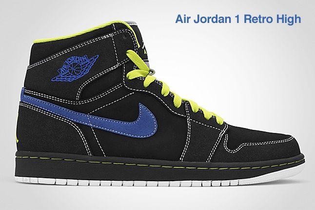 Air Jordan Retro 1 Sapphire 1