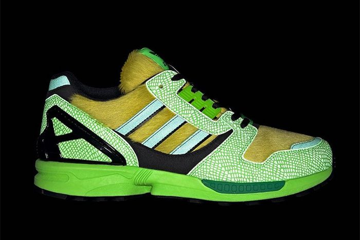 Atmos Adidas Zx 8000 G Snk 3 Right Glow