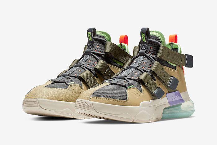 Nike Air Edge 270 Aq8764 200 Release Date 4 Pair