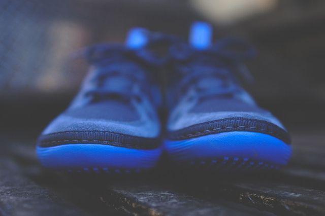 Nike Solarsoft Run Midnight Navy 5