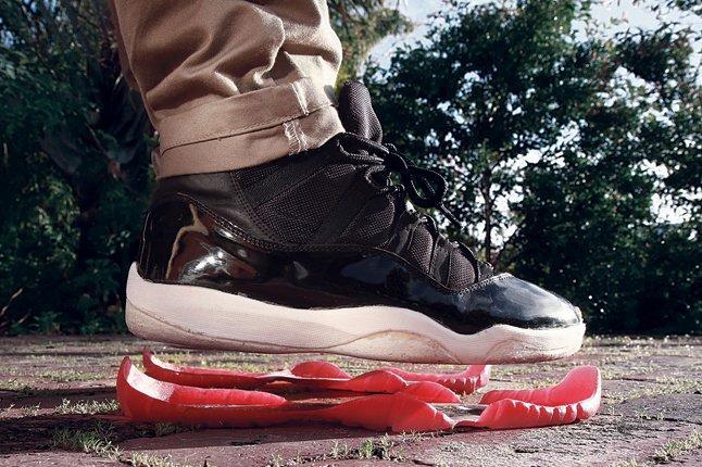 Air Jordan 11 Blowout Sole 1