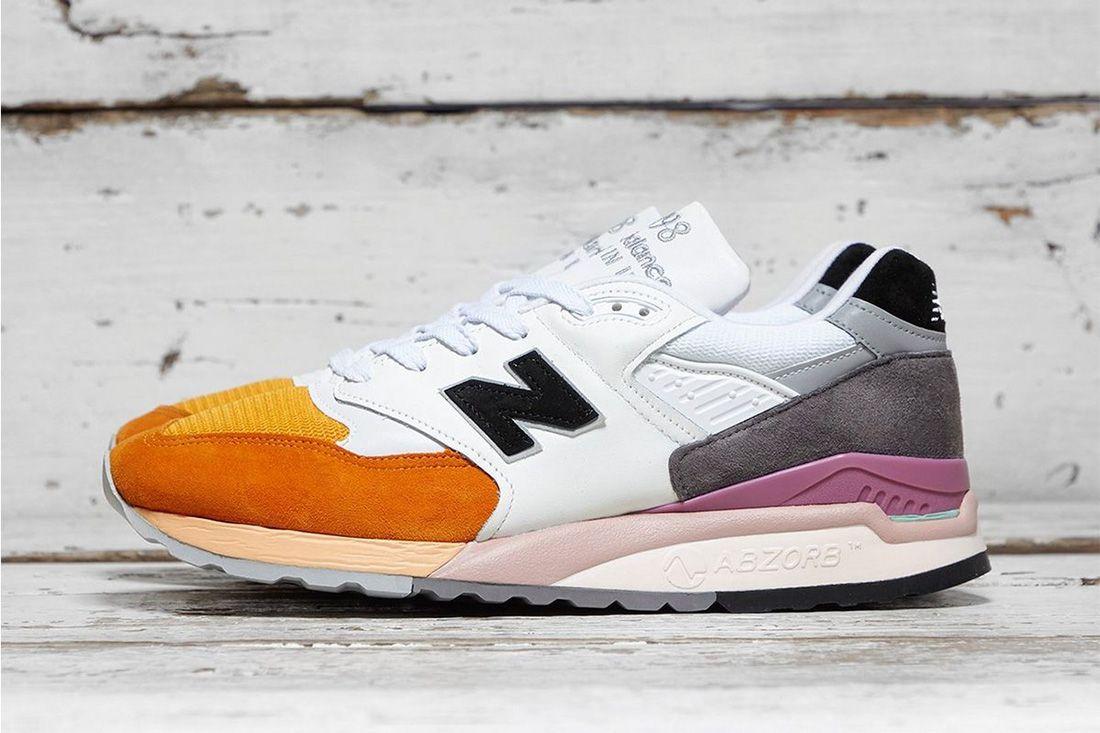 New Balance 998 Footpatrol