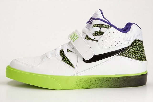 Nike Auto Force 180 Electric Green 3