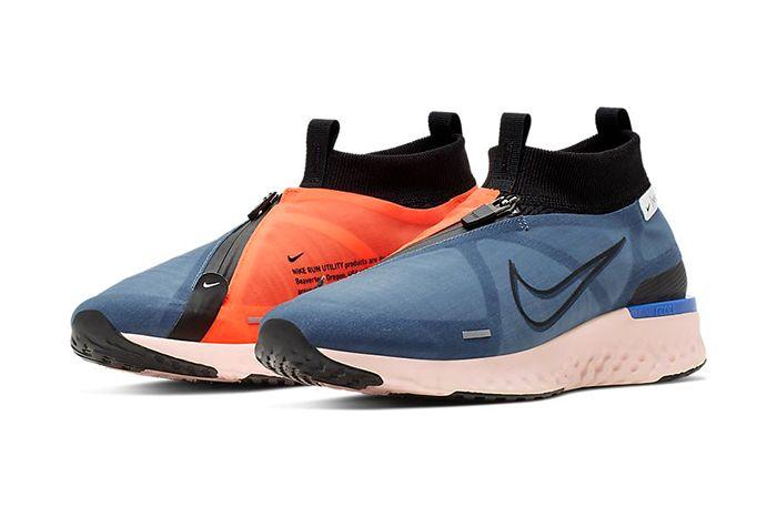 Nike React City Premium New York Nyc Bq5304 002 Release Date Pair