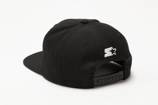 The Blackmail X Starter Snapback Back 1