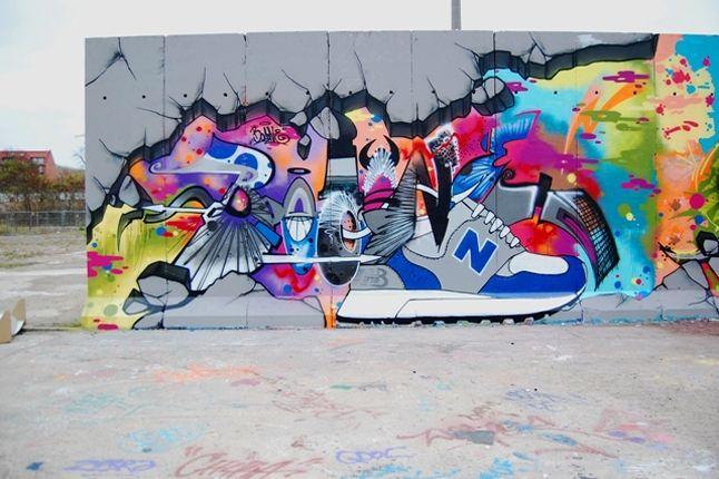 Overkill Berlin Wall 8 1