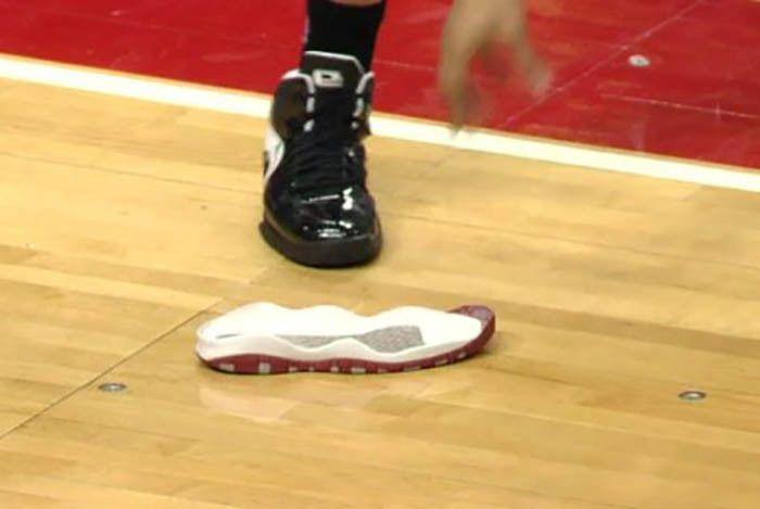 Tony Wroten Shoe