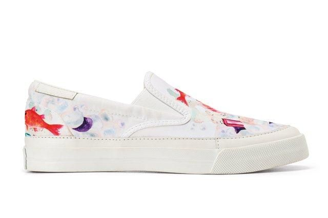 Converse Isolda Sneaker Collection Fish
