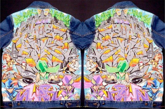 Airbrush Jacket 1