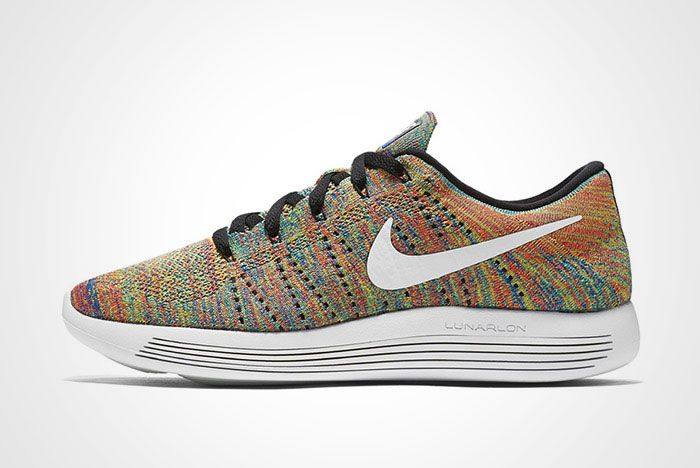 Nike Lunarepic Flyknit Low Multicolour Thumb