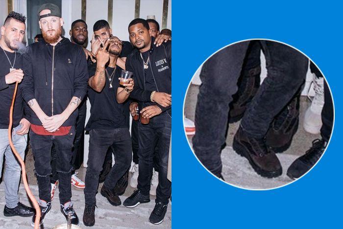Drake Yeezy Combat Boot Adidas