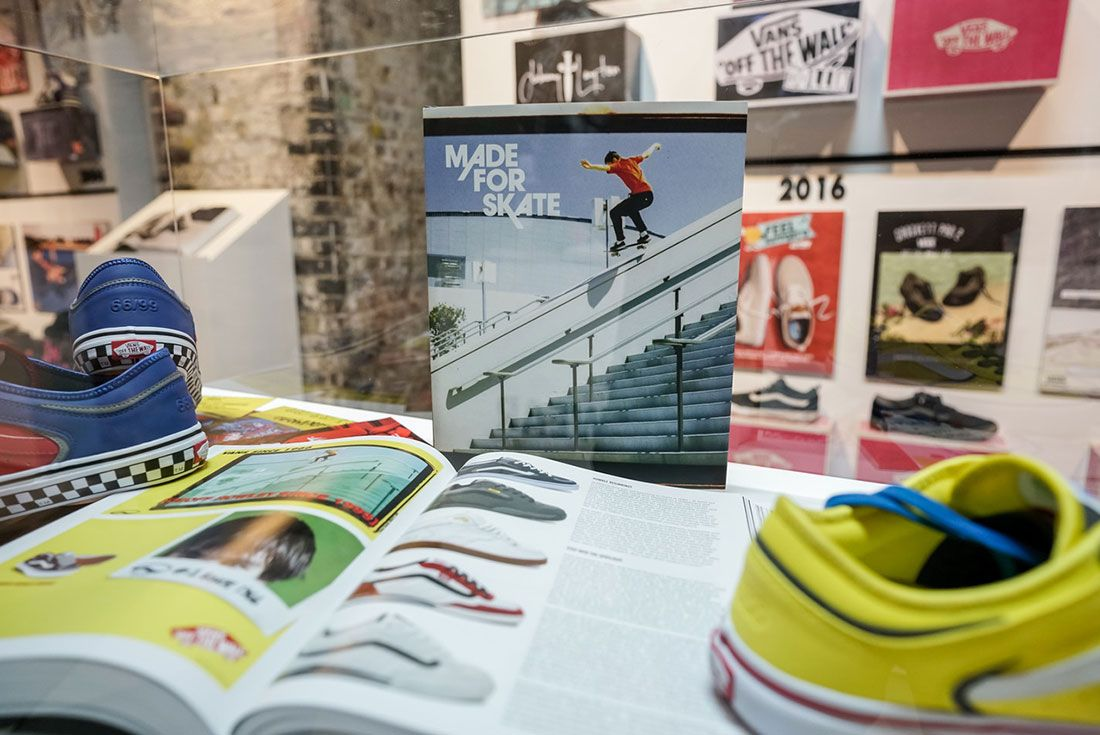 Made For Skate 2019 10Th Anniversary London Launch Recap Book