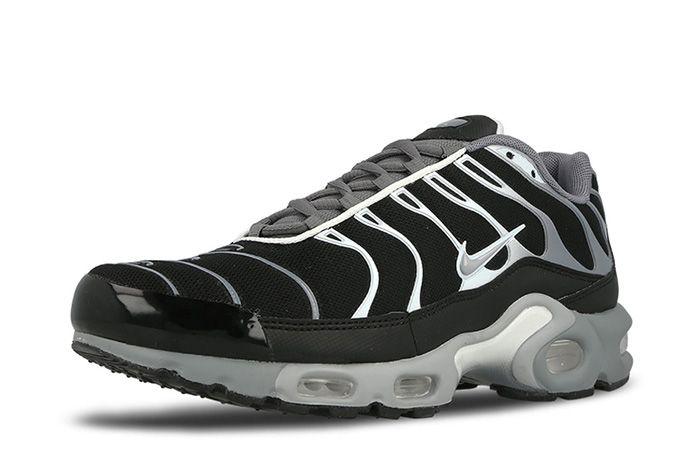 Nike Air Max Plus Black Silver 3