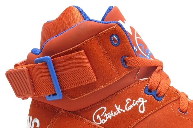 Ewing Hi Nyc Orange Collar Detail 1