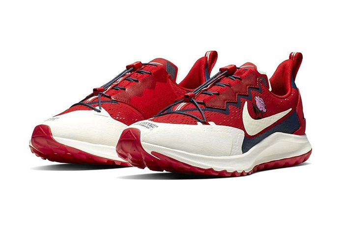 Nike Gyakusou Air Zoom Pegasus 36 Trail Sp Red Official Release Date Pair