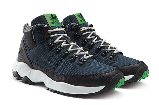 Adidas Torsion Trail Mid Navy