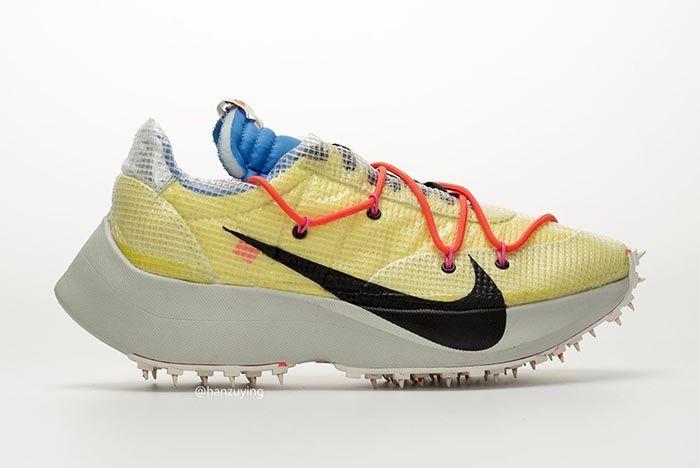 Off White Nike Vaporstreet Medial Side Shot