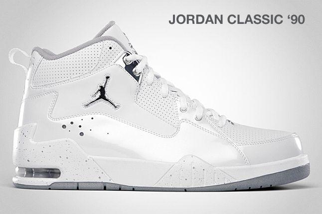 Jordan Classic 90 White 1